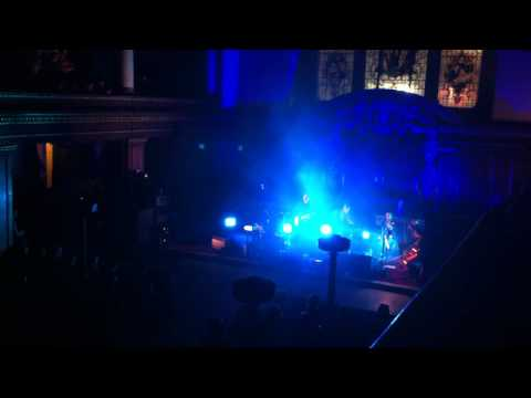 Tom McRae , You cut her hair , Live London with string quartet