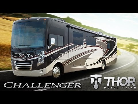 2015 Challenger Luxury Gas Class A Motorhomes from Thor Motor Coach