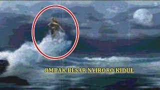 Download Video VIDEO JELAS Ombak Segoro Kidul Mengulung - Gulung BESAR SEKALI PENGUNJUNG PANIK MP3 3GP MP4