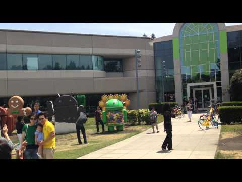 Google HQ Office at Mountain View California - vers.02