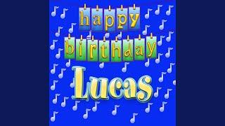 Happy Birthday Lucas (Personalized)