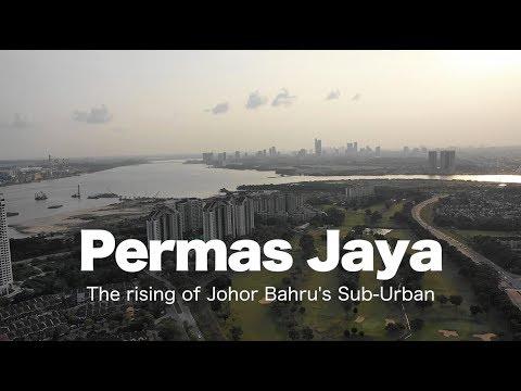 Permas Jaya Sept - Rising of Johor Bahru's Sub-urban - 2018