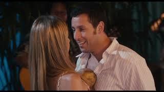 """Игра """"Кокосовый Поцелуй"""" ... отрывок из фильма (Притворись Моей Женой/Just Go With It)2011"""