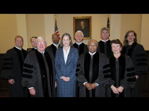 Supreme Court of Georgia at UGA School of Law in Athens, GA 10/24/17