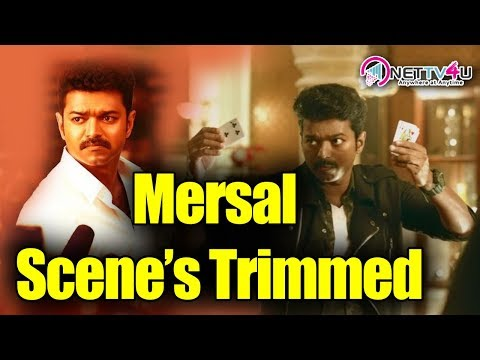 Animal Welfare Board Has Been Given NOC Certificate To Mersal Crucial Scene To Be Trimmed I Vijay