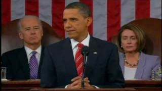 Obama state of the union speech focuses on economy