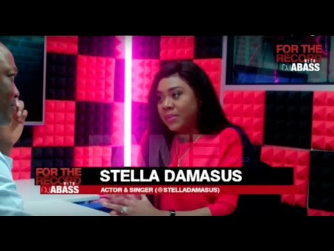 STELLA DAMASUS - The new Stella is bold and not afraid to use her voice - on FTR with Dj  Abass