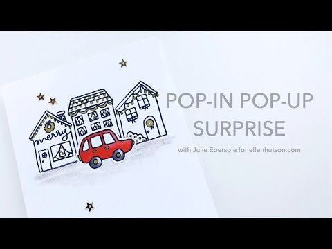 POP-IN POP-UP SURPRISE, ADVENT CALENDAR EXTRAVAGANZA