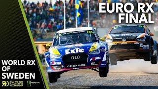 Euro RX Final | 2019 Swecon FIA European Rallycross of Sweden