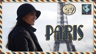 Paris 🇫🇷 WEEK 27. Catacombs, art museums, and a Kenzie birthday 💀🎨🎂