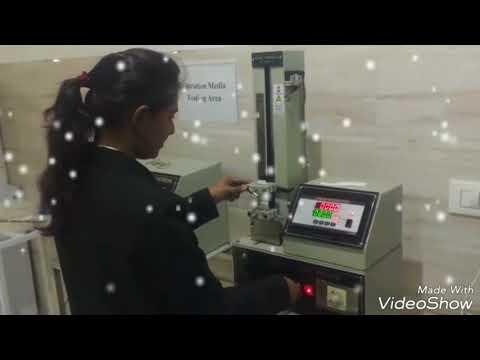 Mini Tensile Testing Machine (FEC Product)