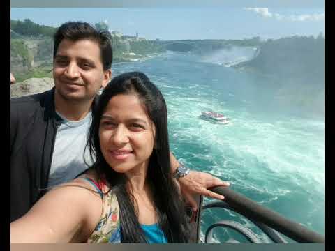 A Visit To Niagara Falls || Canada