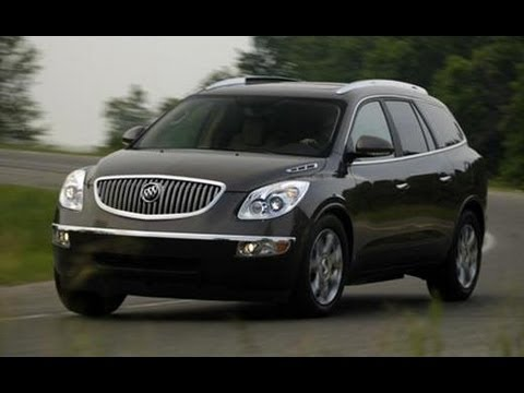 2008 Buick Enclave - First Drive Review - CAR and DRIVER ...