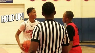 Shaqir O'Neal Will Not Back Down! Physical Battle vs Hollywood High
