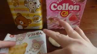 ASMR Simple Sounds | Crunchy Eating Sounds | Asian Candies | No Talking