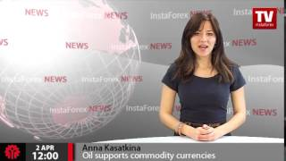 Oil supports commodity currencies