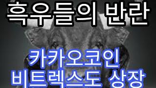 코인원 Klay 클레이 코인  해외거래소(비트렉스)상장…