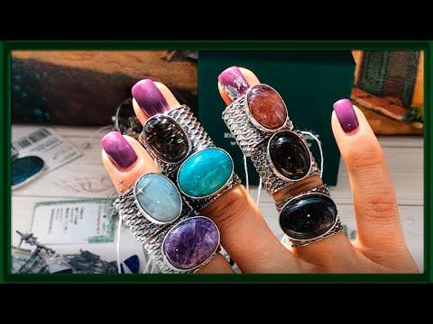 Авторские украшения ручной работы из серебра с натуральными камнями: ХРИЗОКОЛЛА 💦ЧАРОИТ🌺 ЭВДИАЛИТ 🍒