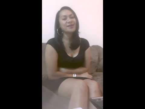 Tongan girl singing Nepali song