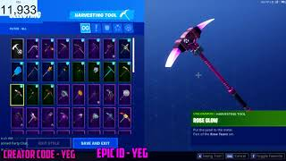 NEW SKINS, PICKAXE, & RIP STRETCH RESOLUTION on Fortnite Battle Royale