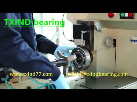 Sino Germany Joint Venture TXIND Bearing Co , Ltd  introduction