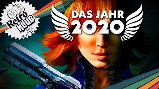 Die Zukunft! Retro-Games die im Jahr 2020 spielen | Retro Klub