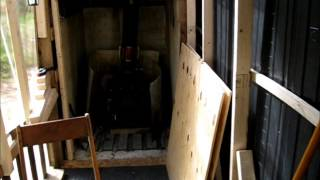 Insulating The Rv Porch And Wood Stove Shed