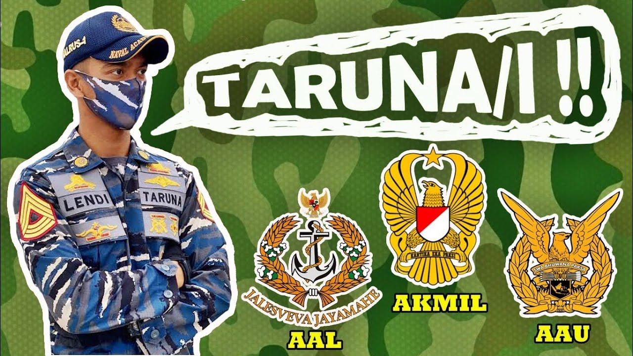 LENGKAP!! Syarat Rekrutmen TARUNA/I  TNI-AD  TNI-AL  TNI-AU