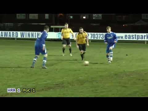 Hall Road Rangers v Pontefract Collieries