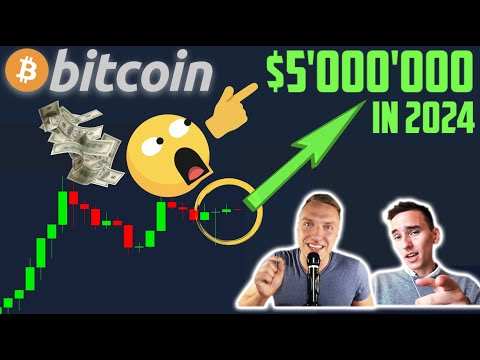 WOOOW!!! BITCOIN TO $5'000'000 IN 2024 VERY POSSIBLE!!! HERE IS WHY!!! [us-dollar Collapse NOW]