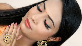 Summer Makeup for Beginners, Hairstyle & Outfit | Using 5 Products | ShrutiArjunAnand
