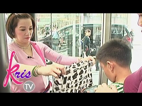 kris tv shopping with kris and bimby in japan youtube