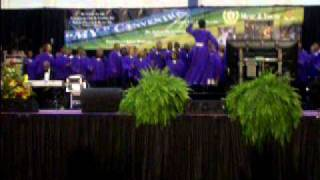 AIM 2011-COGIC IMD Mass Choir (Great God, Great Vision, Great Accomplishments)