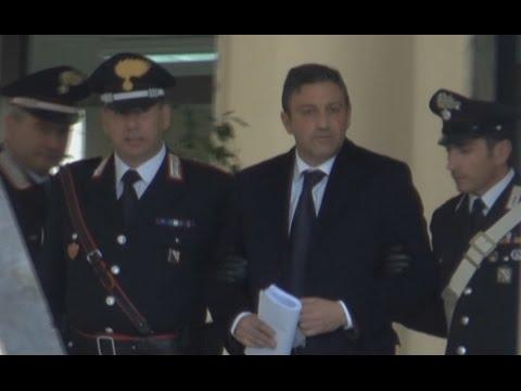 Salerno - Camorra, 15 arresti, c'è anche consigliere di Pontecagnano (22.02.17)
