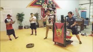 Jamming With Andy from Trung Tinh Đường 忠精堂