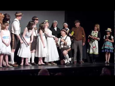 The Sound of Music Sing-A-Long Costume Parade