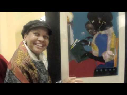 Romare Bearden Interview