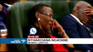 Nat. Assembly pass vote of no confidence in Lesotho PM Mosisili
