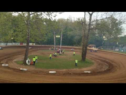 Shellhammers Speedway Heat 2 - 5/10/17