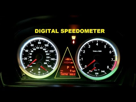 How To Code For Digital Speedometer On An E90 BMW Using NCS Expert