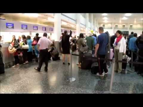 Inside Gatwick Series 1 - Ep 3 Baggage Pt1