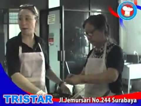 Cooking Class @ Tristar Culinary Institute.