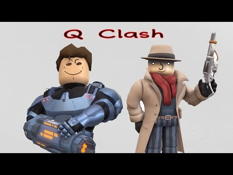 Roblox : Q-CLASH #2 กลับมาอีกแล้ว Overwatch ใน Roblox  ฮึ่ยยเกมดี thumbnail