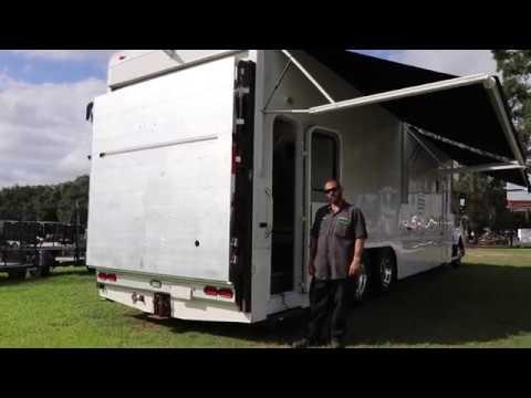 2006 Volvo | Motor-Coach Lift Gate Tutorial
