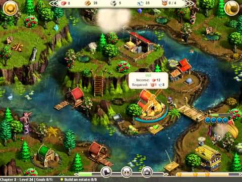 Viking Saga 2: New World - Level 24