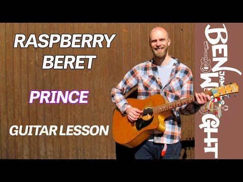 Raspberry Beret - Prince - Guitar Lesson