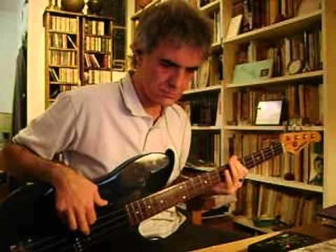 Sweet Virginia - Rolling Stones [Bass Cover]