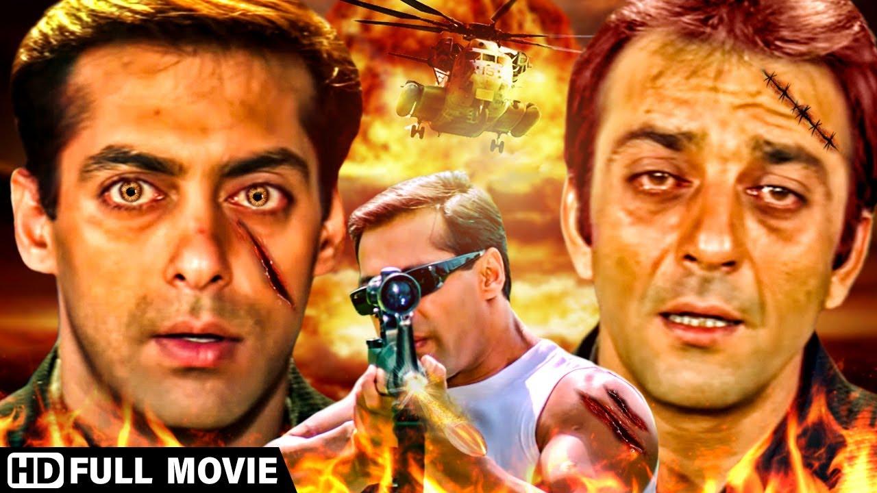 Download राधे सलमान खान और संजय दत्त की सुपर एक्शन फिल्म - SALMAN & SANJAY SUPERHIT FILM - CHAL MERE BHAI