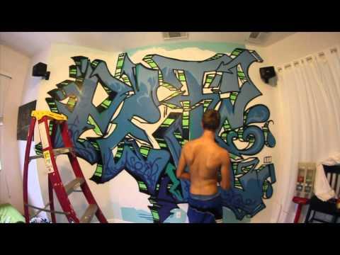 Cody painting
