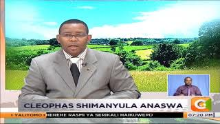 Mmiliki wa basi lililopata ajali barabarani Kericho anaswa